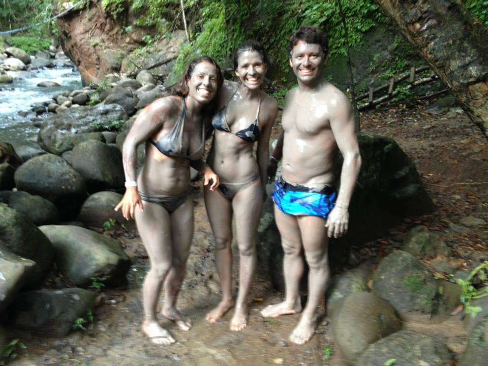 Baño de Barro Guachipelin