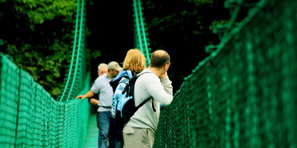 Puentes Colgantes Selvatura Parck