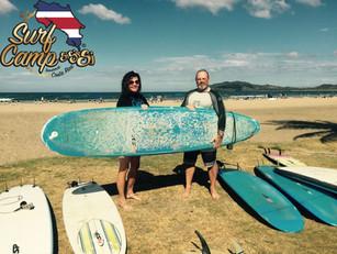 Surf Lesson Tamarindo Guanacaste Semi-Private Lesson Surf.