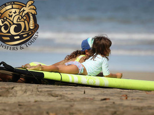 Tamarindo Kids Lesson Surf
