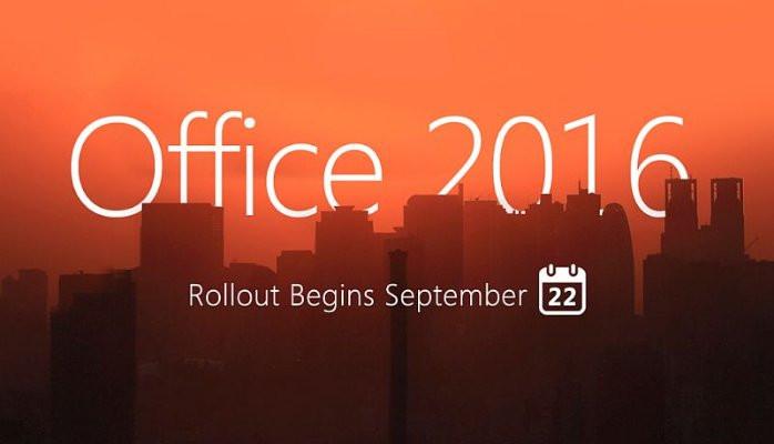 Netari Blog - Office 2016 Release