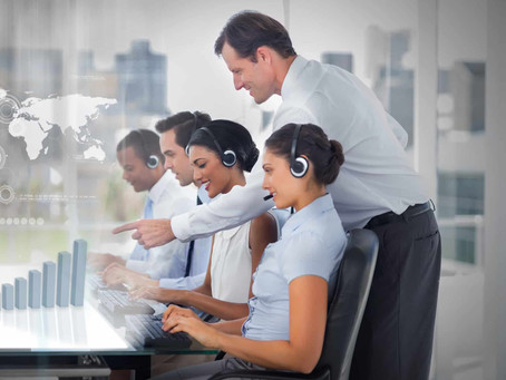 Top 5 Benefits of Contact Center as a Service (CCaaS)