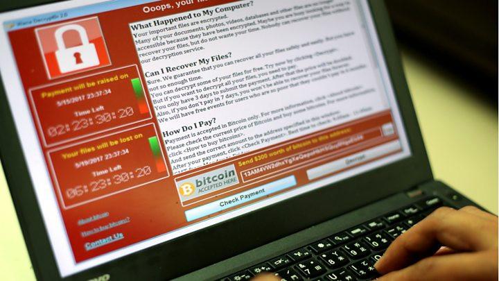Netari Blog - Global Ransomware Attack