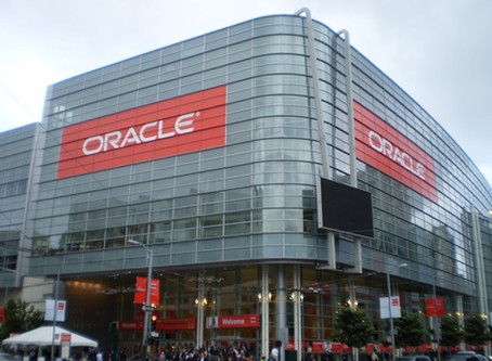 In the News: Oracle - This Is The Bottom For Earnings, Cloud Will Rain Cash Soon