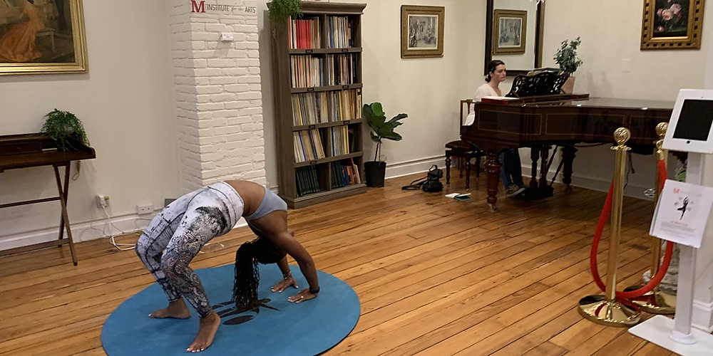 Live Music Yoga Classes