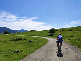 Tópicos del ciclismo: Kilómetros y/o gimnasio - Eterna discusión.
