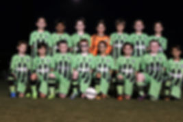 CEDAR STARS BERGEN GIRLS 2008 GREEN