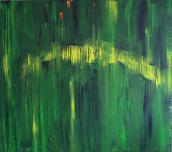 AMAZONIA_160x140cm_oil on canvas_2017