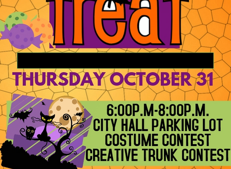 Join us for Halloween!