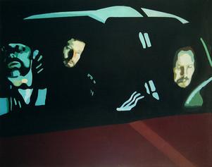 Three in Car