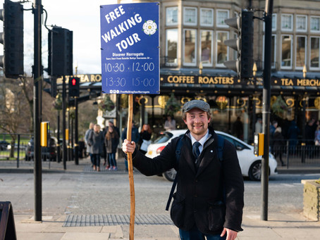 All Story About  Who Started Free Walking Tour Harrogate