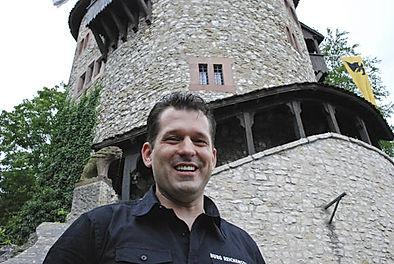 Wochenblatt Burgwart Burg Reichenstein
