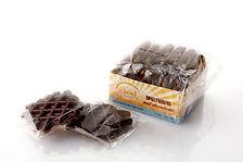 Ceval chocolade speltwafel met zoetstof