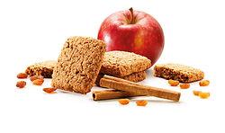VitaBran met appel, rozijnen en kaneel