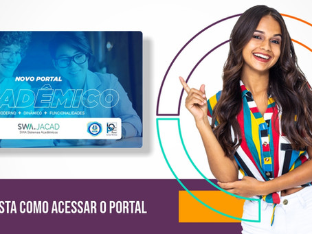 Novo Portal Acadêmico
