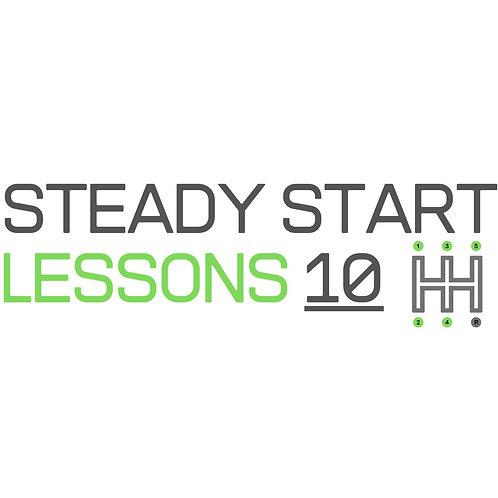 Steady Start 10
