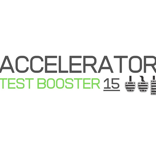 Accelerator 15 - Advanced Course