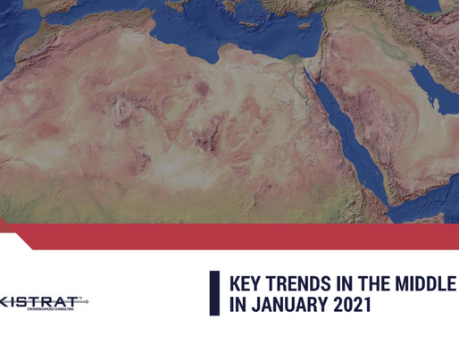 Key Trends in the Middle East in January 2021