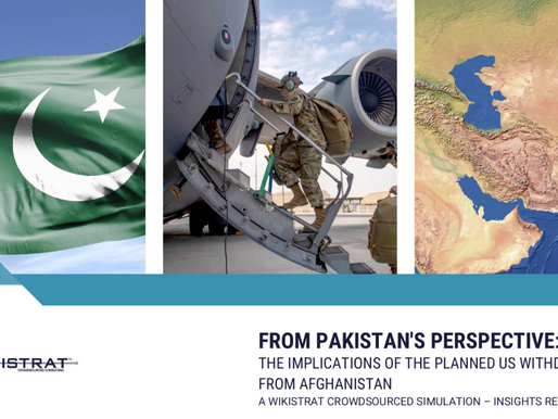 Report: From Pakistan's Perspective- The Implications of the Planned US Withdrawal from Afghanistan