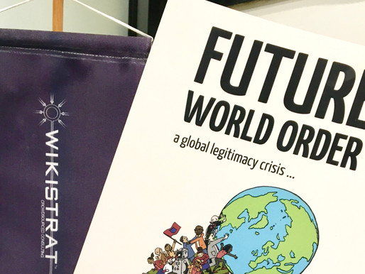 Interview with Maha Aziz, Author of Future World Order