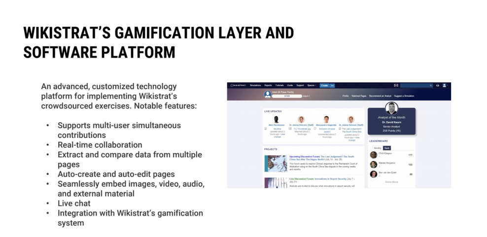 Gamification Layer