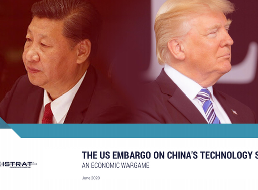 10 Insights from the US Embargo on China's Technology Sector Simulation