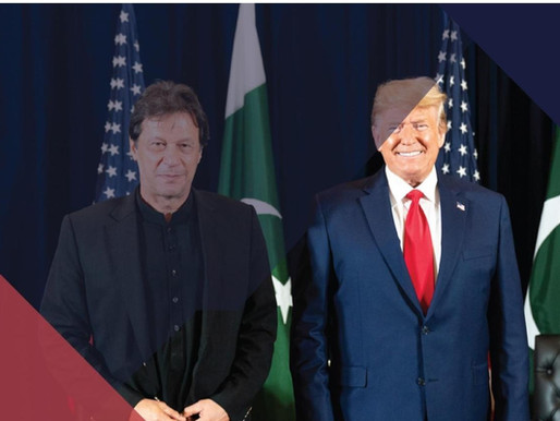 US-Pakistan Relations if Trump Not Reelected in 2020