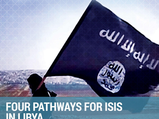 Four Pathways for ISIS in Libya