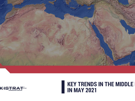 Key Trends in the Middle East in May 2021