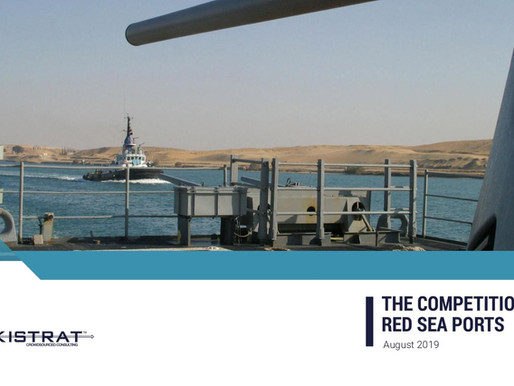 The Competition Over Red Sea Ports