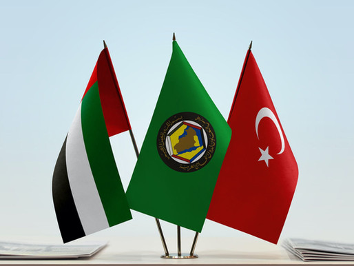 COVID-19 and Turkey-Gulf relations