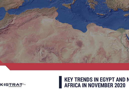 Key Trends in the Middle East - November