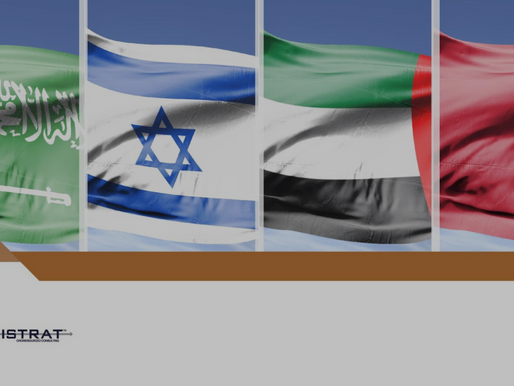 Shifts in the Middle East: Gulf Reconciliation and Israel-GCC relations - Dr. Neil Quilliam