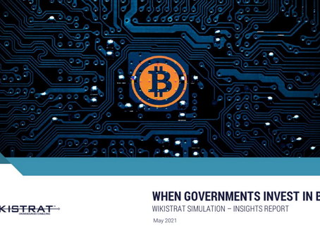 When Governments Invest in Bitcoin: Insights From the Simulation