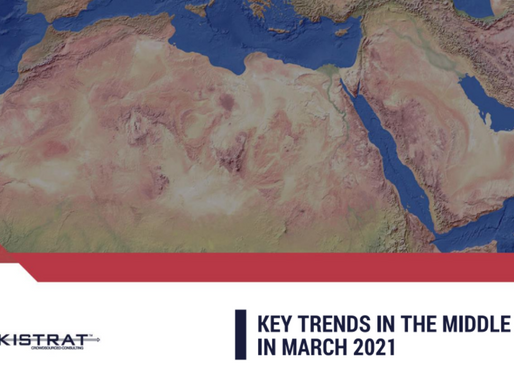 Key Trends in the Middle East in April 2021