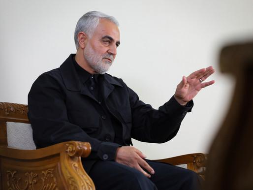 Qasem Soleimani's Assassination -Implications for Iran: Wikistrat interview with Dr. Raz Zimmt