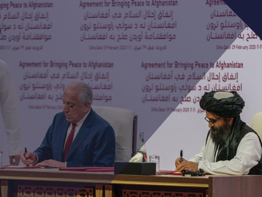 Webinar Insights: The Peace Deal Between the US and the Taliban