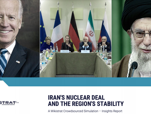 Iran's Nuclear Deal and the Region's Stability: Insights From the Simulation