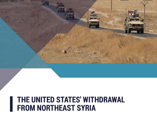 The impact of the US withdrawal from Syria on the Gulf States