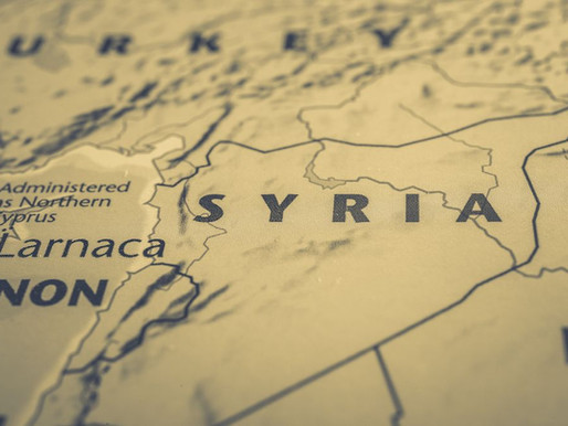 In Syria, COVID-19 Hits a War-Torn Country
