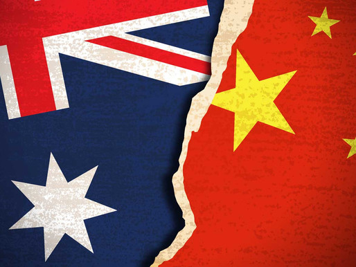 Prospects of the China-Australia Trade War - Dr. Shirley Yu