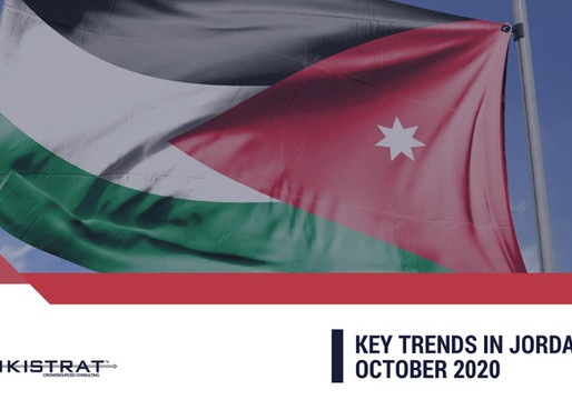 Key Trends in the Middle East - October