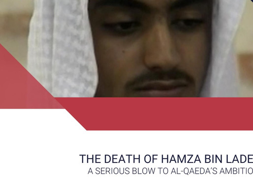 The Death Of Hamza Bin Laden - A Serious Blow To Al-Qaeda's Ambitions