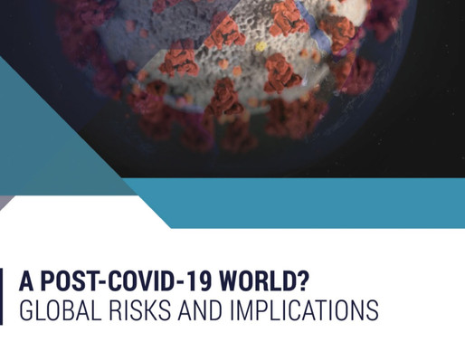 Dr. Maha Aziz - A Post COVID-19 World? Global Risks and Implications