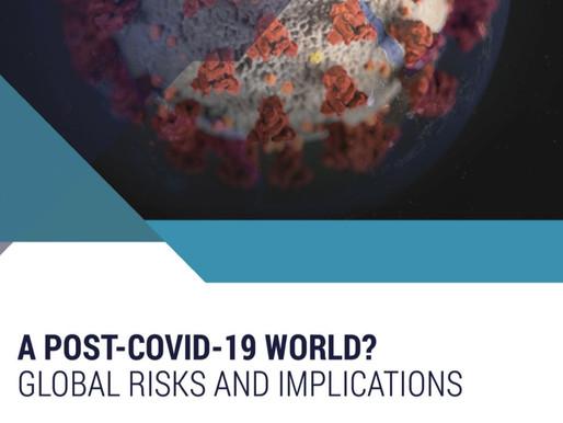 Dr. Maha Aziz - A Post COVID-19 World? Global Risks and Implications