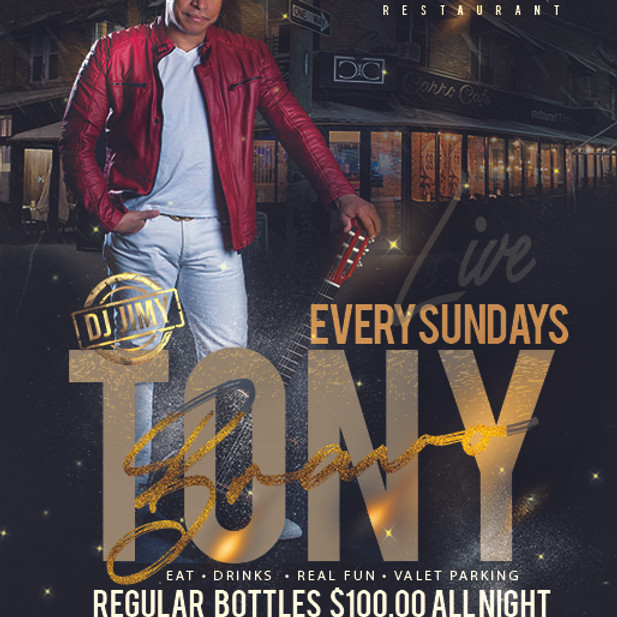 TONY BRAVO UNPLUGGED
