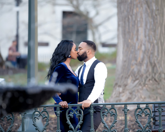 Engagement at the Capital