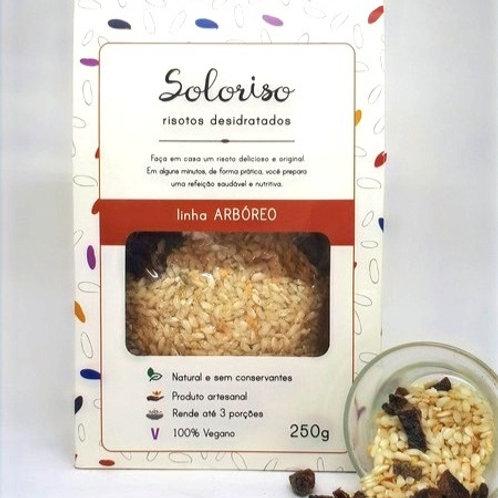 Risoto Soloriso - diversos sabores - 250g