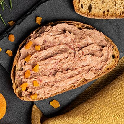 Patê de Carne de Pato e Frango (100g) - Berna