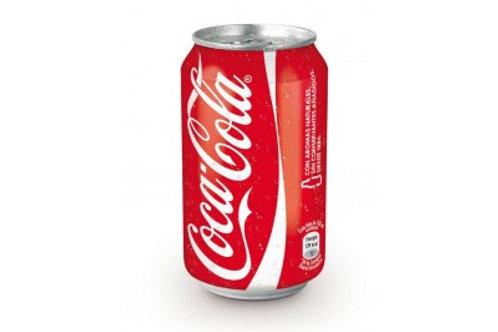 Coca-cola normal/zero (350ml)